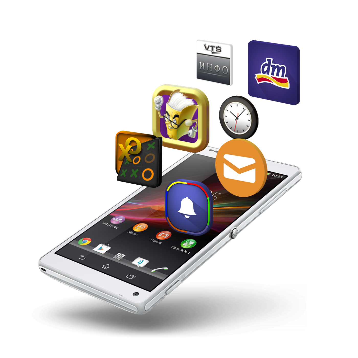Kernel lab - Android aplikacjije